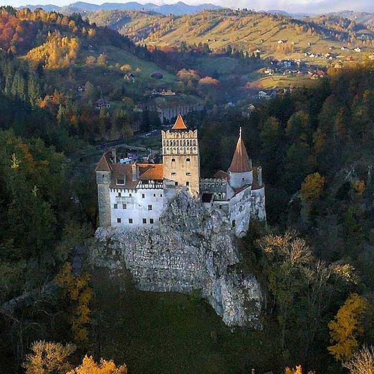 50 Remote Castles That Seem Out Of A Fairytale Smart
