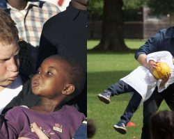 There's More Photographic Evidence Prince Harry Will Be a Great Dad